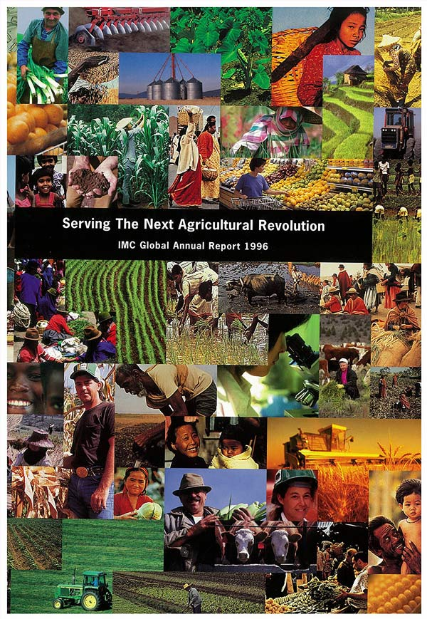 the impact of the agricultural revolution Agriculture, the two processes combined to make up the critical transformation  a later, but independent, agricultural revolution based on rice.